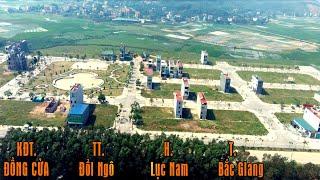 Khu Đô Thị Đồng Cửa TT Đồi Ngô Huyện Lục Nam Tỉnh Bắc Giang