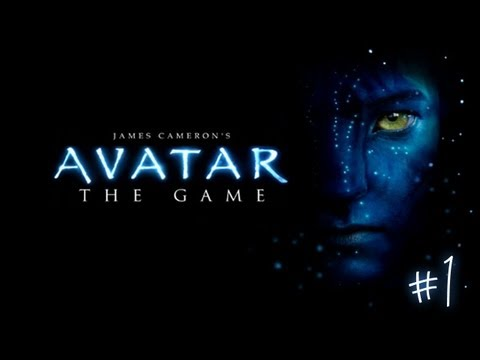 James Camerons Avatar: The Game (HD): Walkthrough Pt.1