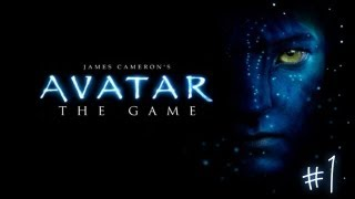 James Cameron's Avatar: The Game (HD): Walkthrough Pt.1