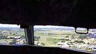 Pouso em Curitiba - Gol - Boeing 737-700