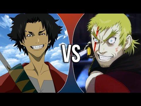 VS | Mugen vs Luo-Lang Rarou