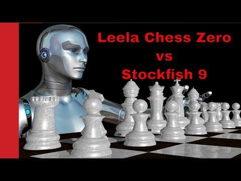 Leela Chess Zero vs Stockfish 9: 2018