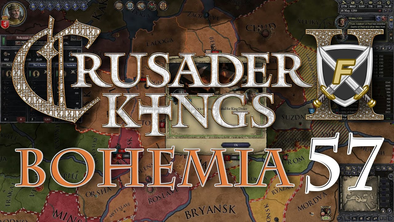 youtube how to play crusader kings 2
