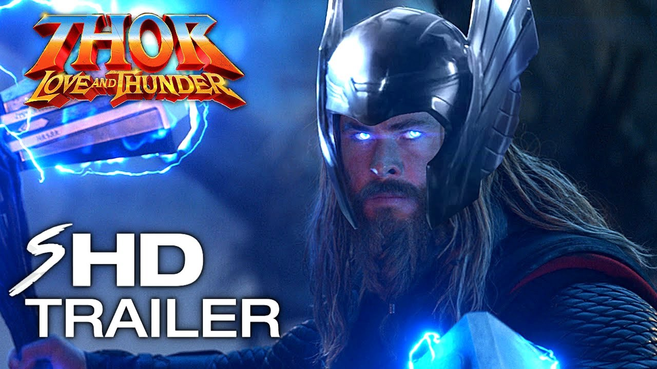 THOR 4: Love and Thunder (2022) Teaser Trailer Concept - Natalie Portman, Chris Hemsworth MCU Movie