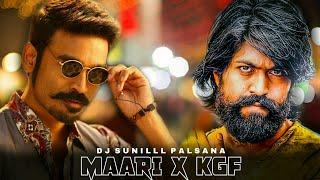 🔥 MAARI x KGF : Dialogue With Beat BGM Music - Dj Sunilll Palsana