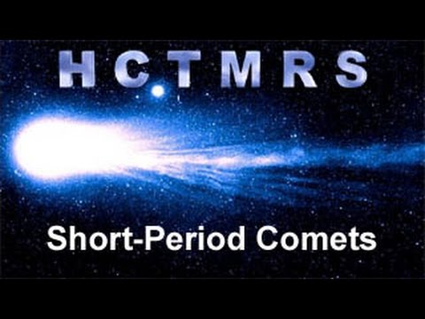 How Creationism Taught Me Real Science 22 Short-Period Comets