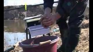 Клевое место. Ловля белой рыбы на слиянии рек Пахра и Рожанка Part 2