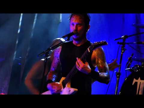 Trivium - Torn Between Scylla and Charybdis / Live @ LiveMusicHall Cologne 28.10.2012 (1080p)