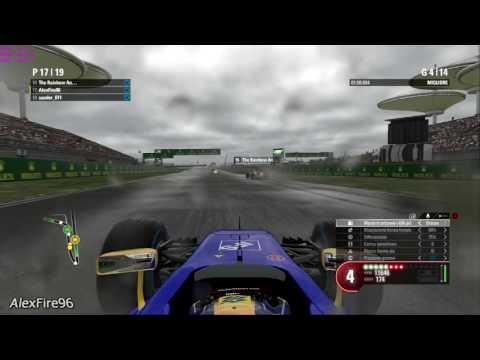 S.R.O.C. F1 - Race 3 - GP of China [27/11/16]