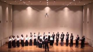 Ⅱ.回転レシーブ(混声合唱組曲「若葉のうた」から)