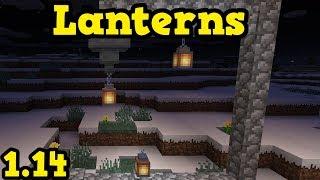 Minecraft 1.14 Update - Lanterns CONFIRMED