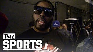 NFL's Dwayne Bowe Wants To Play In XFL, But There's One Problem | TMZ Sports