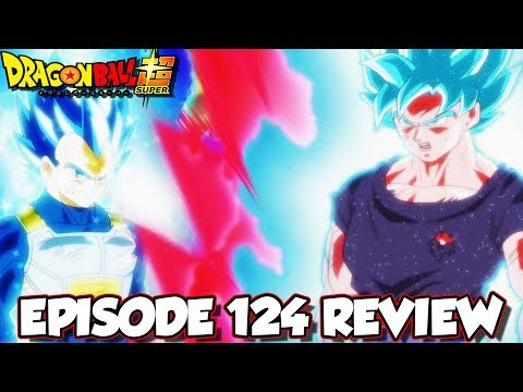 Dragon Ball Super Episode 124 Review The Fiercely Overwhelming Assault! Gohan's Last Stand