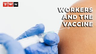 ANC President Cyril Ramaphosa addressed Cosatu's central committee on 20 September 2021 and spoke to workers about their rights regarding the COVID-19 vaccine.  #Vaccines #Ramaphosa