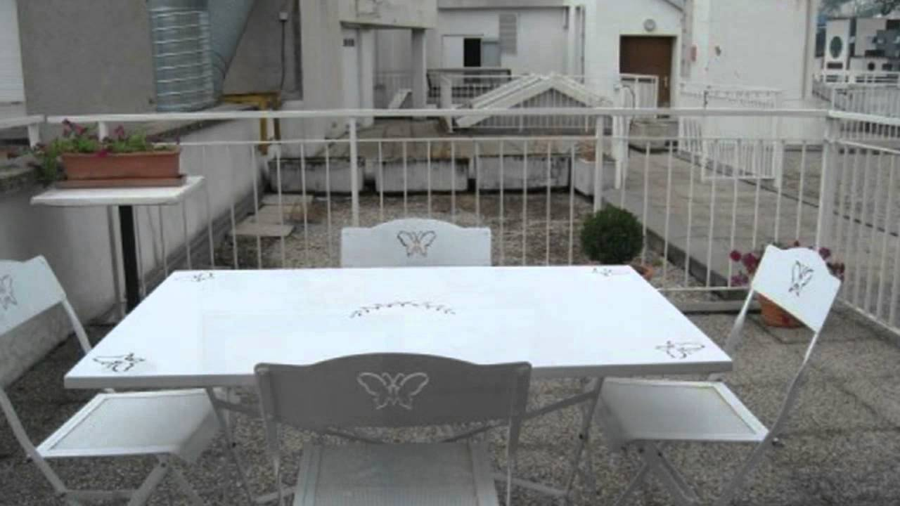 Appartement Terrasse Grenoble