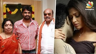Amala Paul's in-laws' the reason for divorce from AL Vijay?