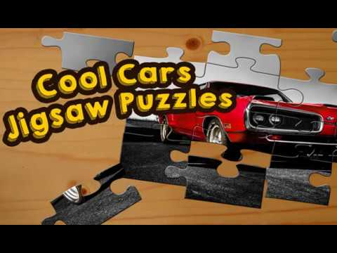 Cool Cars Jigsaw Puzzles Game App Gameplay Video Youtube