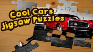 Cool Cars Jigsaw Puzzles Game - App Gameplay Video
