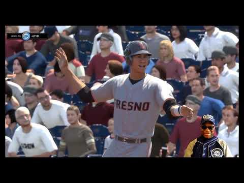 The Seattle Mariner AAA Farm Team - The Tacoma Rainier's - MLB The Show 18