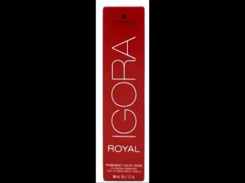 Schwarzkopf Igora Royal Permanent Color Creme 12 1