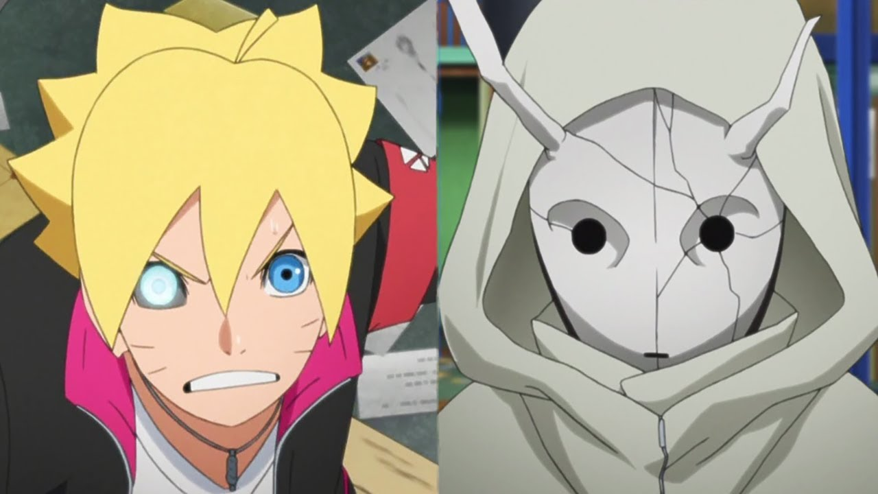 Boruto: Naruto Next Generations Episode 11 Review - The Ghost Chakra  Mastermind & Awakening the Nue!