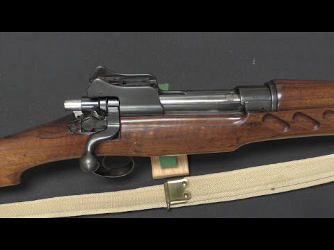 Pattern 1913 Enfield Trials Rifle