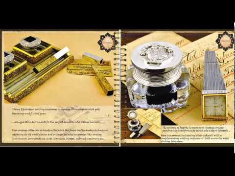 Symetree Brochure: A luxury jewellery design house