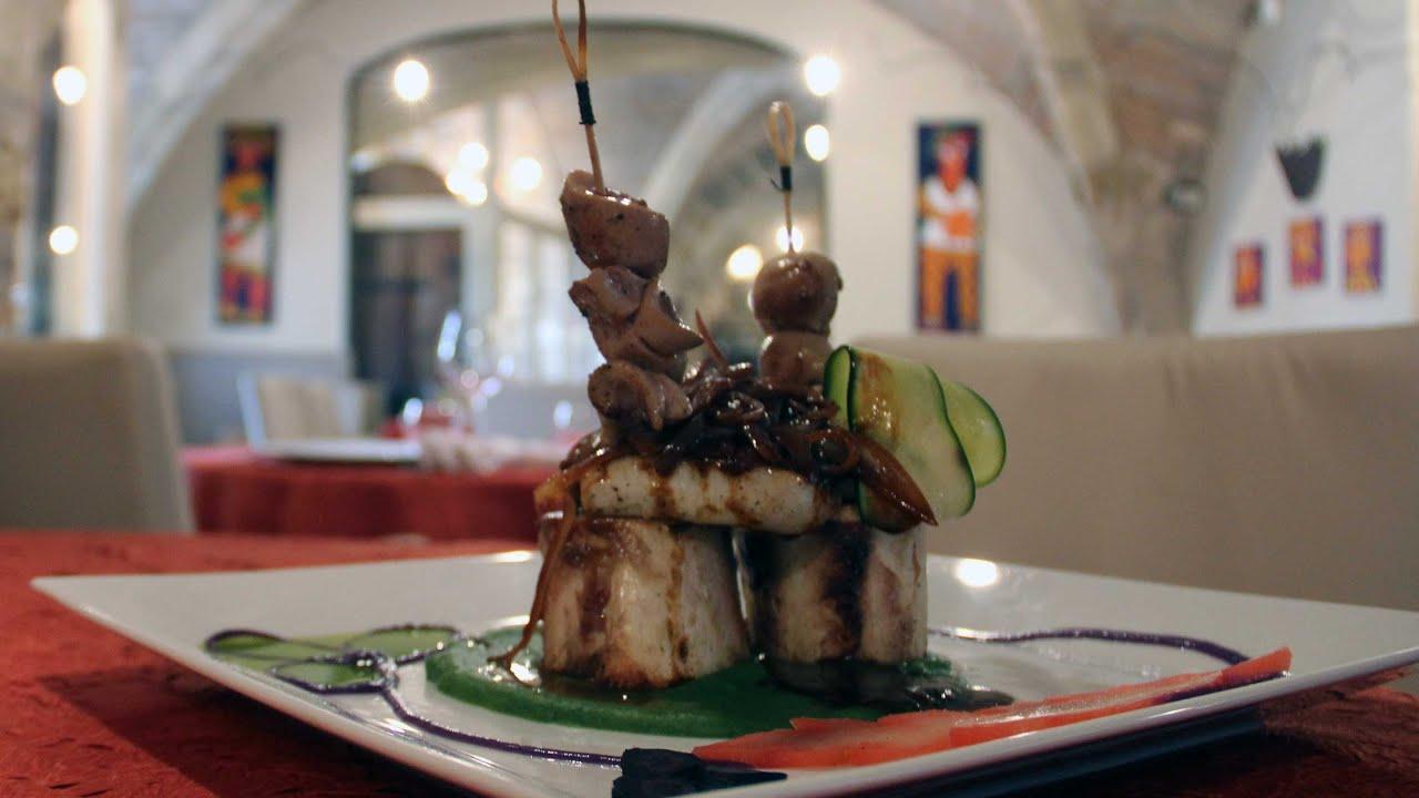 Un chef une recette daniel boulenc la table d 39 emilie marseillan youtube - La table d emilie marseillan menu ...