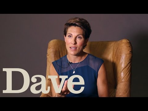 Tamsin Greig Interview | Crackanory | Dave