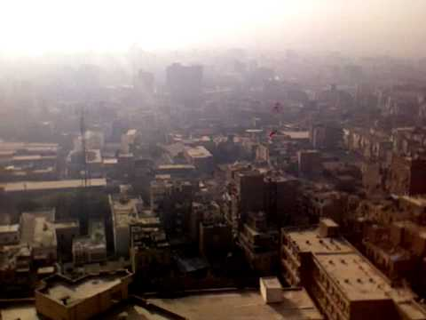 Cairo, Egypt, Africa    What the City Looks Like
