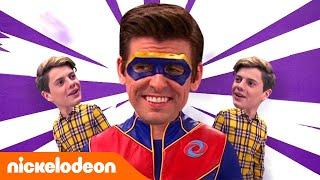 Вся жизнь - жвачка | Опасный Генри | Nickelodeon Россия