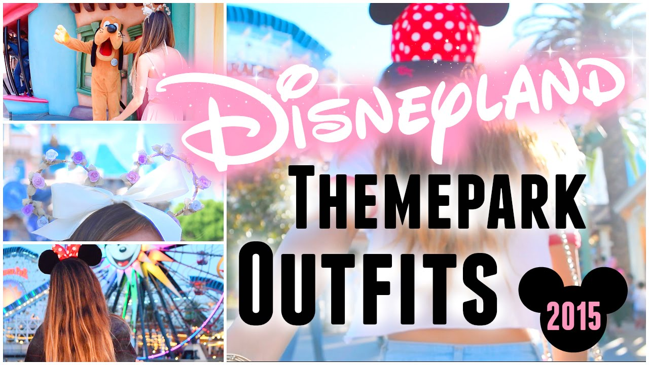988eaa3d0f4 Summer Outfits + Disney Theme park Outfit Ideas