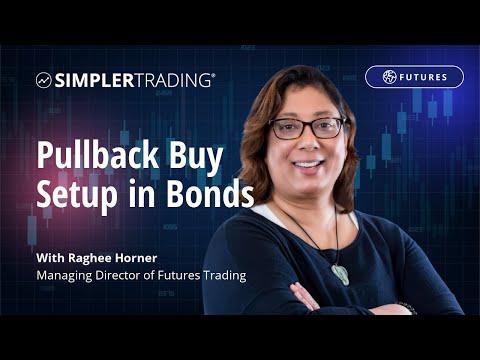 Futures: Pullback Buy Setup in Bonds
