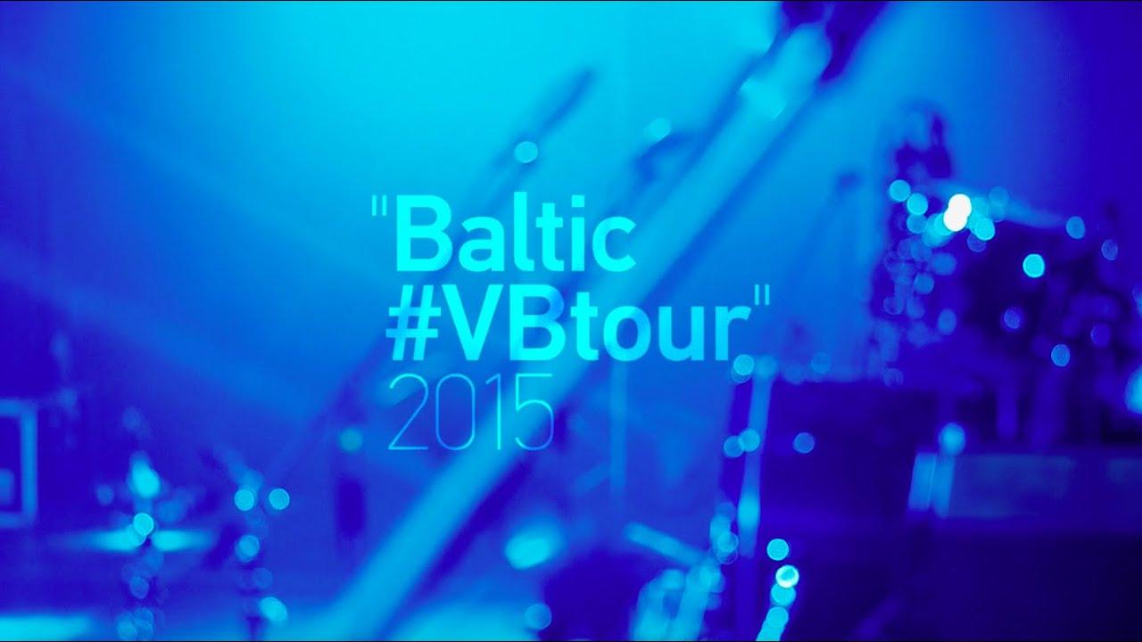 Vera Brezhneva — Baltic VBtour 2015 (Любовь на расстоянии)