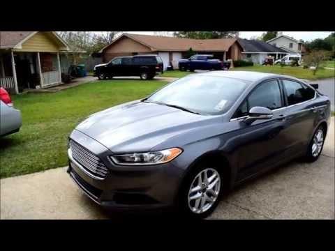 США. 2014 Ford Fusion с аукциона - странная покупка и продажа. Наши ошибки