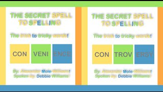 How To Spell Convenience & Controversy - The Secret Spell To Spelling