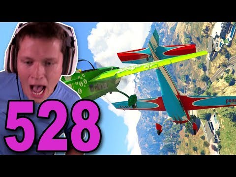 Grand Theft Auto 5 Multiplayer - Part 528 - HE WRECKED ME! *RAGE*