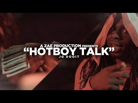 JG Dooit - Hotboy Talk (Official Video) Shot By @AZaeProduction