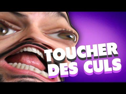 TOUCHER DES CULS