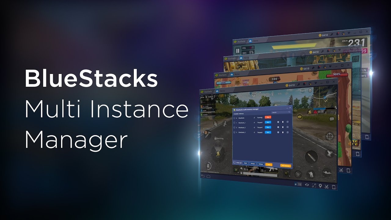 Introducing Instance Manager on BlueStacks 4 – BlueStacks Support
