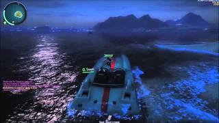 Just Cause 2 - Boats!!