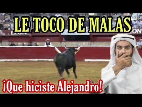 **LE TOCA LA DE MALAS A ALEJANDO CALDERON CON TORO EL DETONADOR**
