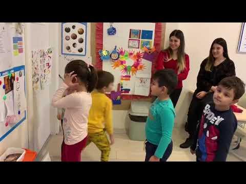 """Etki Okulları Okul Öncesi Grubu """"Arkadaşlık ve Bireysel Farklılıklara Saygı"""" Sınıf Rehberlik Etkinliği :)"""