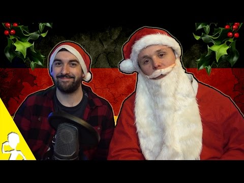 Christmas Traditions In Germany ❆ Germans Rant ❆ Get Germanized  /w VlogDave