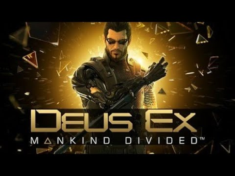 Deus Ex Mankind Divided Walkthrough Gameplay Part 1 - Alex Vega (PS4)