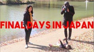 Last Part of the Japan Trip: BIG ANNOUNCEMENT & GIVEAWAYS