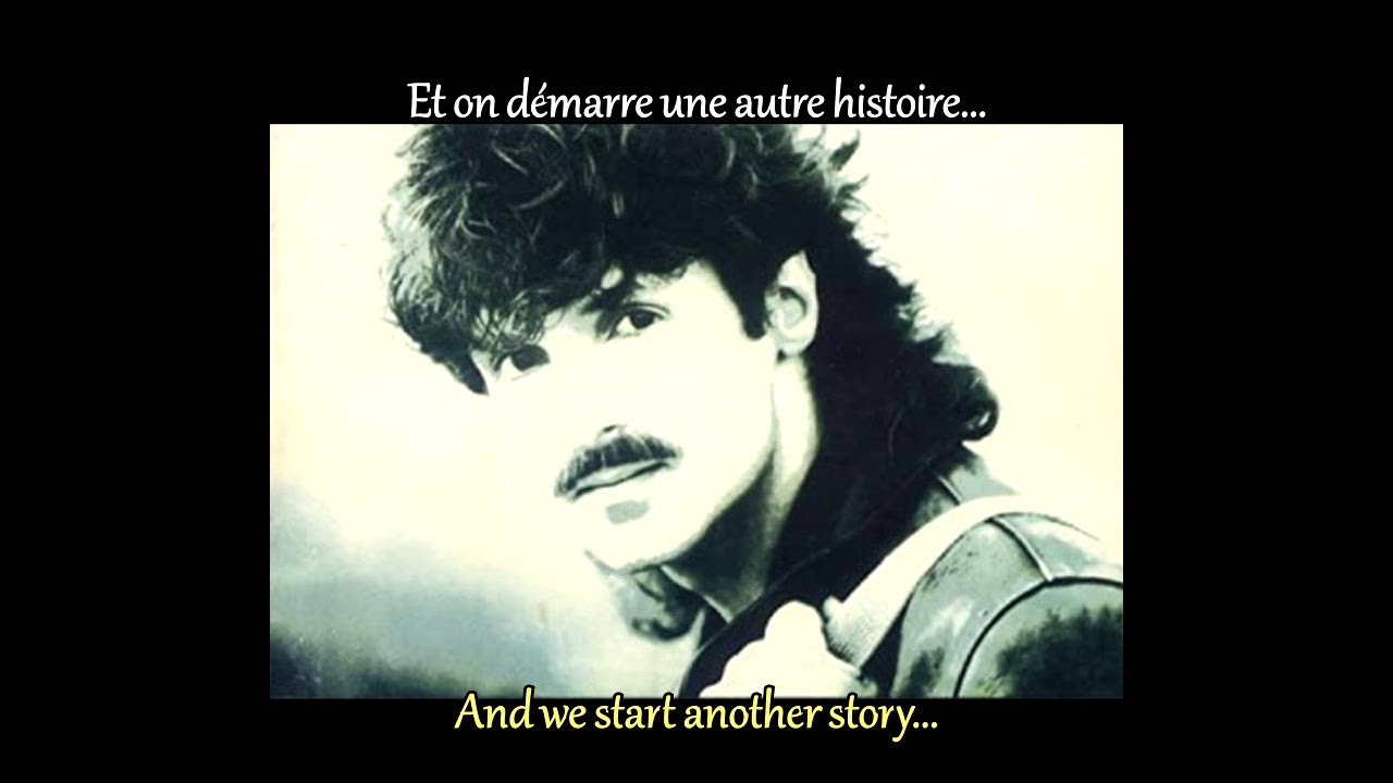 FRENCH LESSON - learn french with a french song (lyrics+translation) Gérard Blanc-Une autre histoire