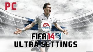 FIFA 14 Ultra Very High Maxed Out Settings Gameplay Free Download On Origin i7 2600k HD6970 8GB Ram