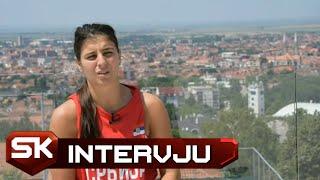 Ana Dabović Pred Evropsko Prvenstvo | SPORT KLUB Košarka