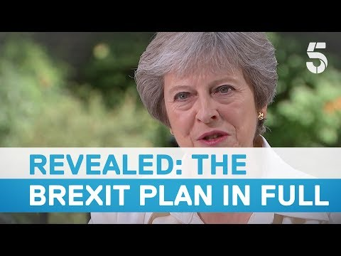 Exclusive: Theresa May is preparing for 'every eventuality' on Brexit - 5 News